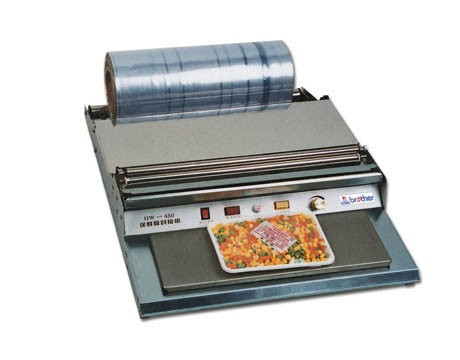 HW450 Hand Wrapping Machine