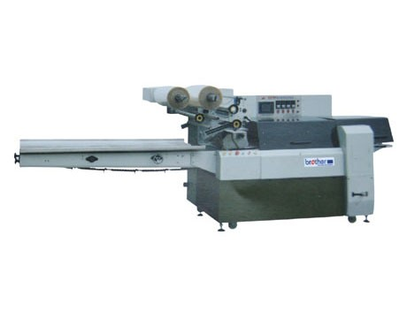 DXD630 Pillow Type Packging Machine